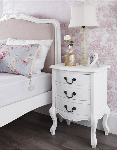 bedside table (3 drawer)