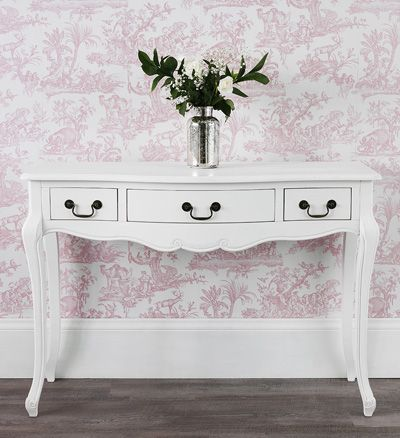 dressing table (3 drawer)