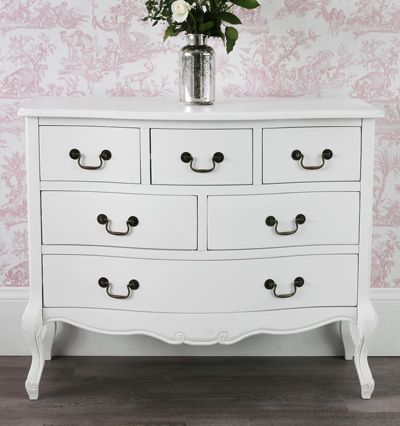 6 drawer wide chest (120x96)